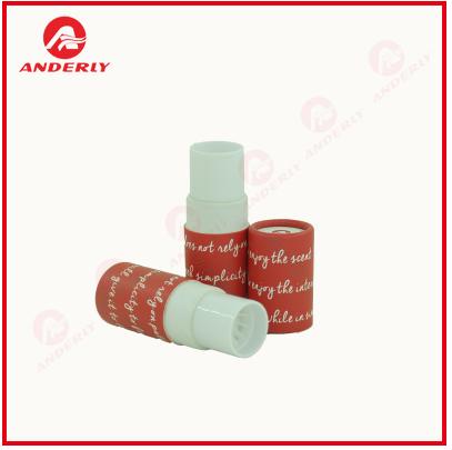 Lipstick paper tube