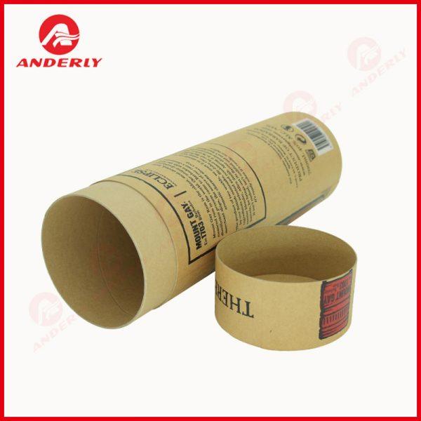 Wine Paper Tube Packaging